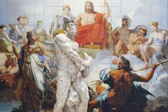 Greece Mythology