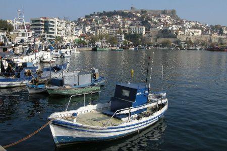 Thrace - Θράκη - Trákia - Thrakien - Tracia - Trakya - Фракия - Kavala Port-Kavala