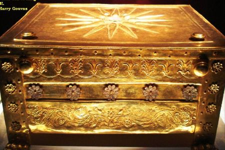 Vergina Tomb Phillip II