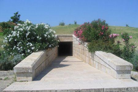 Vergina Tomb