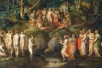 The Contest of the Pierides