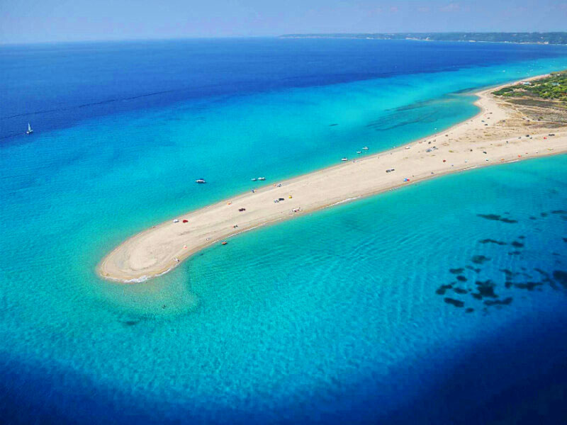 Possidi Cape - Possidi Beach - Possidi cape, Kassandra, Halkidiki, Greece - Ακρωτήρι Ποσείδι, Κασσάνδρα, Χαλκιδική
