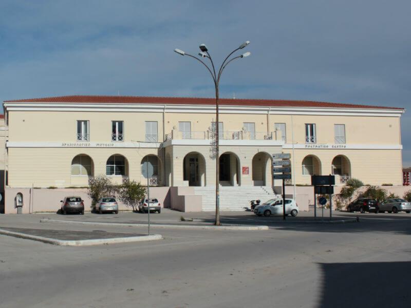 Archeological Museum - Αρχαιολογικό Μουσείο της Λευκάδας