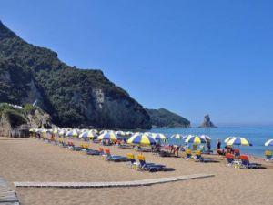 Agios Gordis Beach
