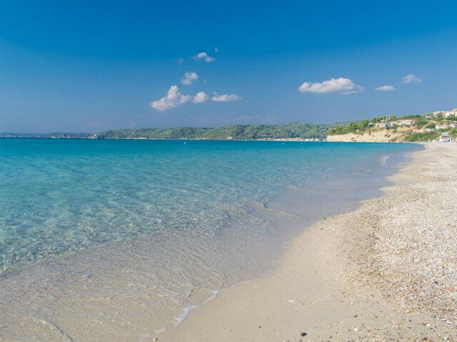 Aigeopelagitikai Beach Kassandra