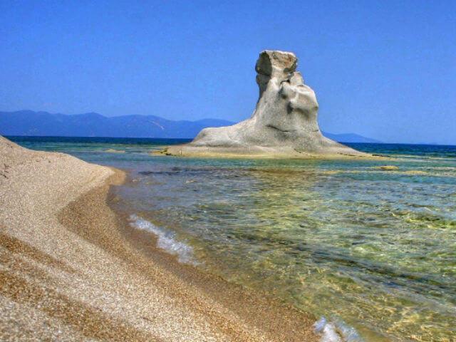 Kakoudia Beach Athos Halkidiki