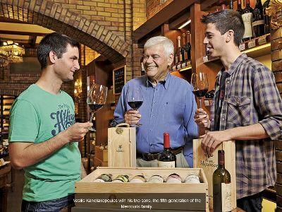 Merkouris Winery | Rhodes Wine Region | Wines from Rhodes | Wine of Rhodes island | Vineyards of Rhodes | Rhodes Wine Tour | Wine Roads of Rhodes | Wine Tourism in Rhodes | Rhodes Varieties