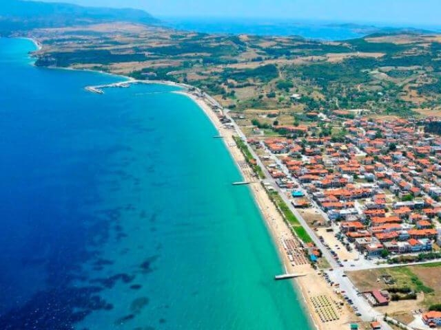 Nea Flogita Beach Kassandra Halkidiki