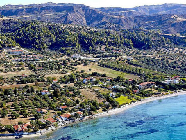 Nea Skioni Beach Kassandra Halkidiki