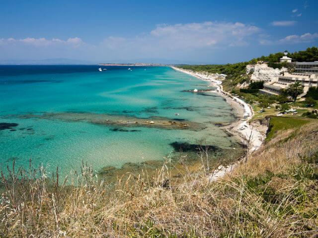 Sani Beach Kassandra Halkidiki