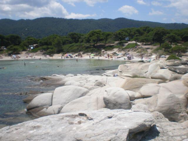 Vourvourou Beach Sithonia Halkidiki