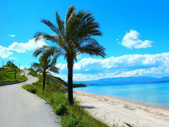 Wet Dreams Beach Athos Halkidiki