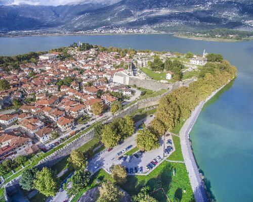Ioannina Panorama | Western Greece | Epirus