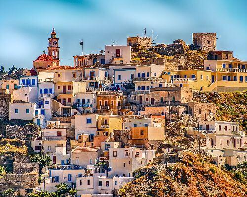 Picturesque village