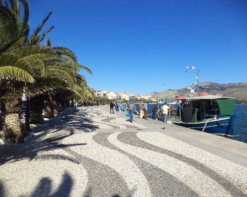Argostoli beach