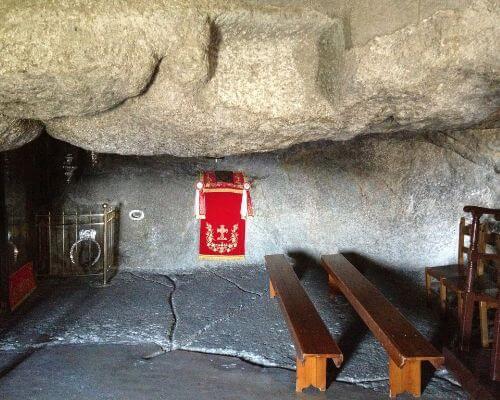 Cave of the Apocalypse Patmos