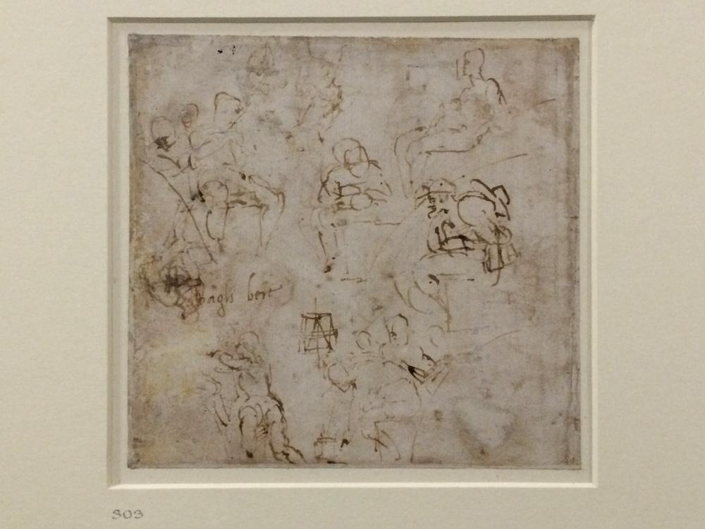 Michelangelo Sistine 1000
