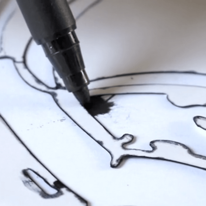 Stencil (headphones) *
