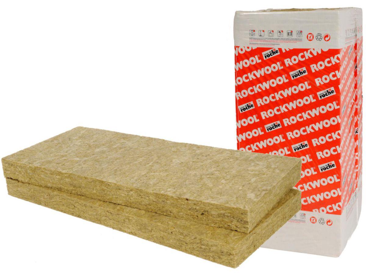rockwool panneau laine de roche pour