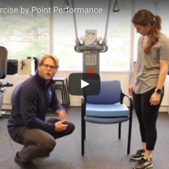 Chair Sit To Stand Exercise Alera Elusion Swivel Uk Video For Seniors Point Performance