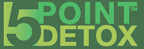 5 Point Detox Herbal Detox Tonic Logo