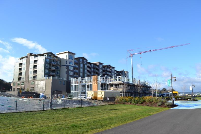 Copperline Condominium Update  Point Ruston