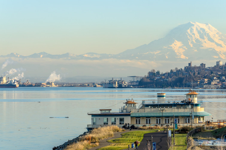 Can I Commute to Seattle from Tacoma  Point Ruston