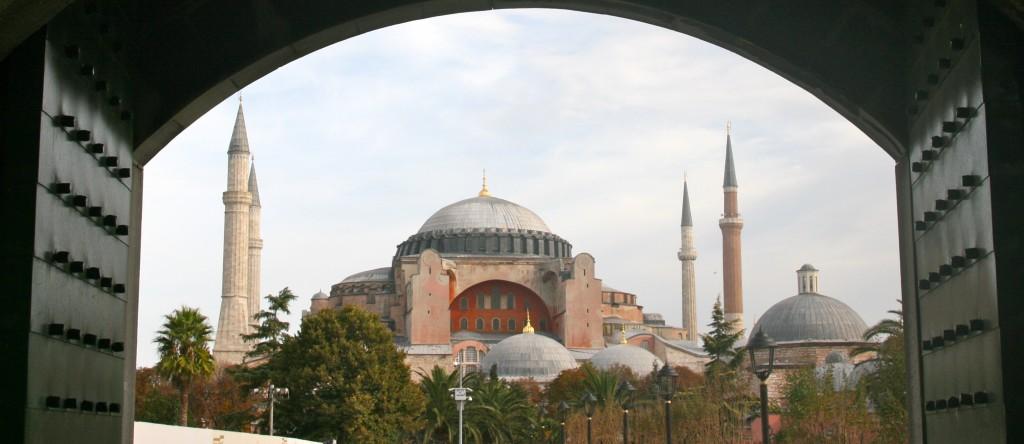 Santa Sophia Istanbul
