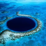 The Blue Hole Belize