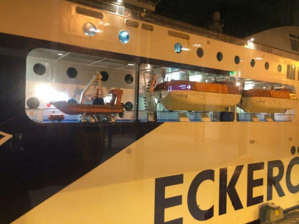 Eckero Line, Helsinki, Finland