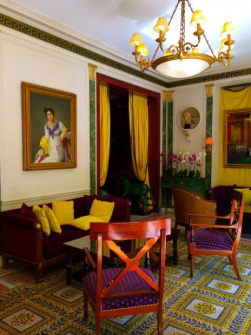 Hotel Napoleon, Paris, France