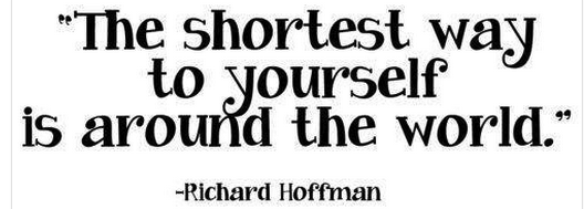 Hoffman Quote