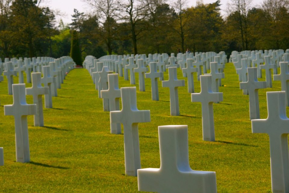 American Cemetery of Saint-Laurent, Remembering Normandy, France