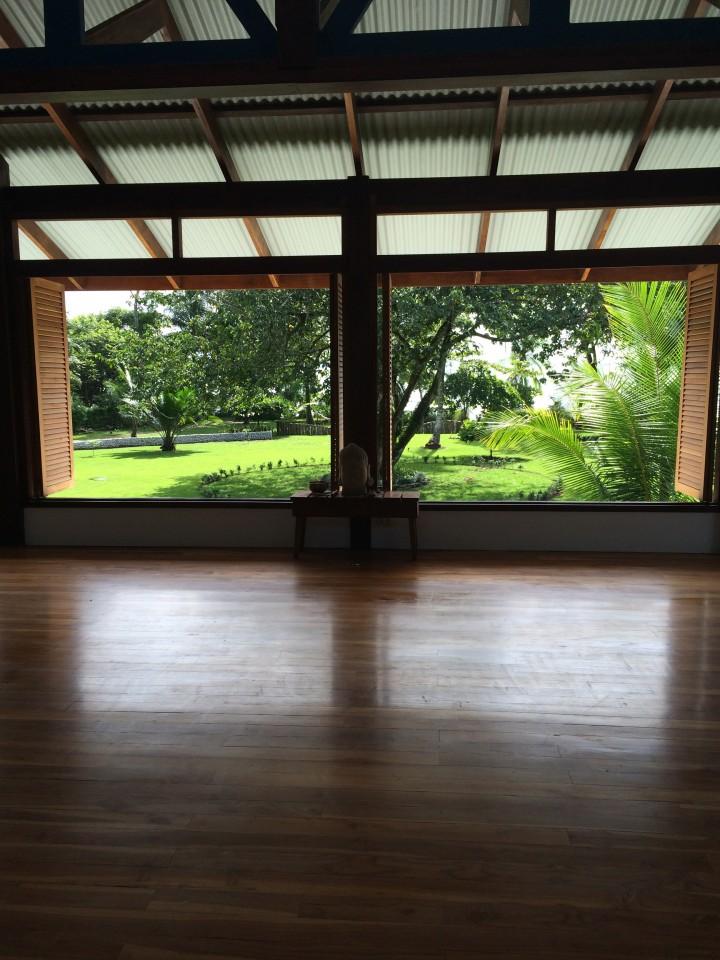 Blue Osa, Yoga Studio, Costa Rica