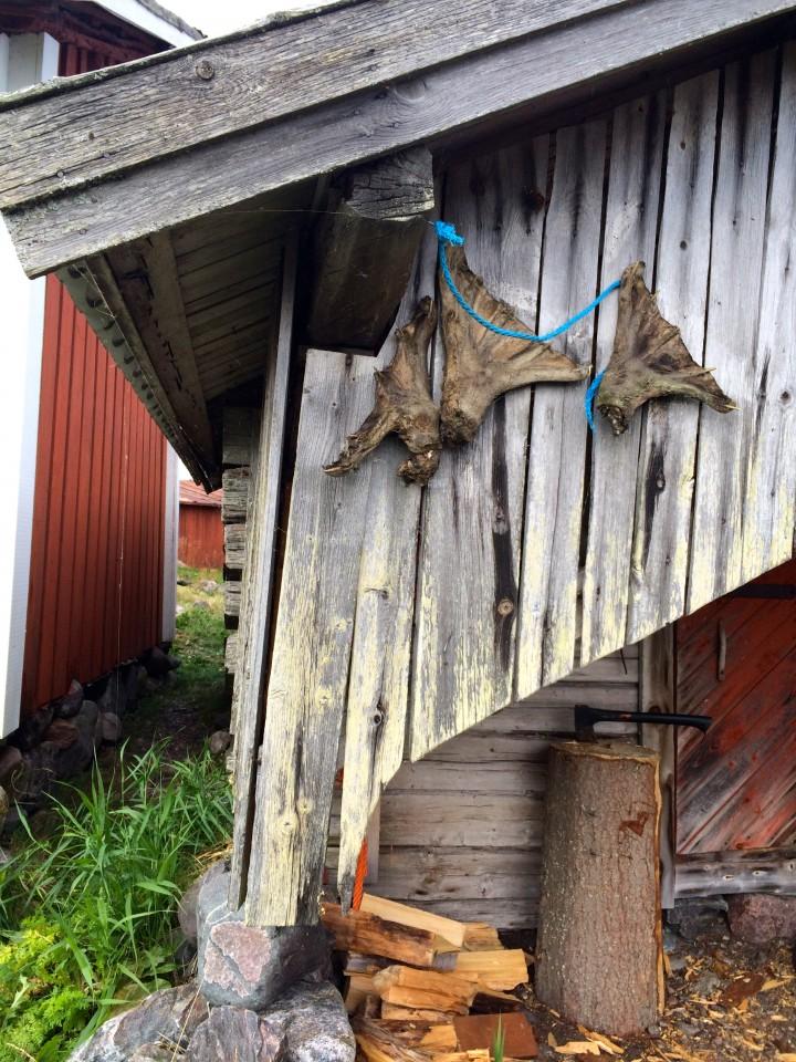 Maakalla Island, Finland