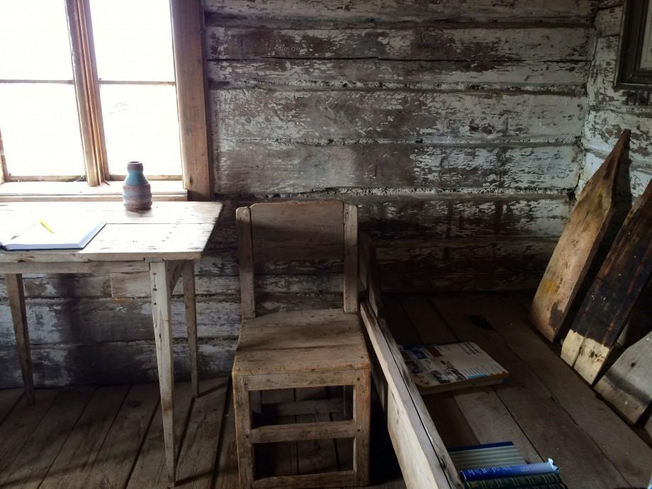 Priest's cabin in Maakalla Island, Finland