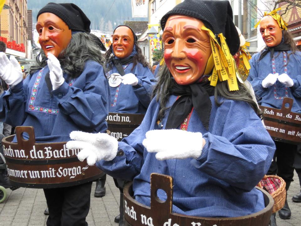 Guide to celebrating Carnival in Schramberg, Germany