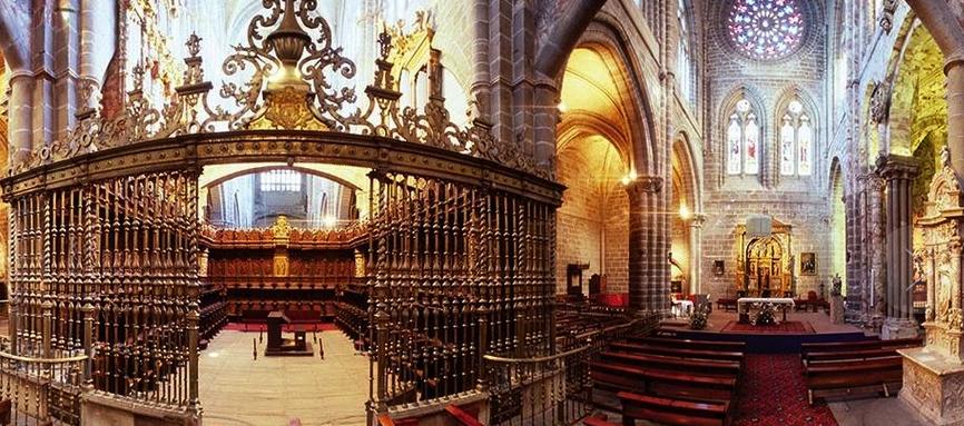 Cathedral de San Salvador Photo courtesy of Palacio de los Velada