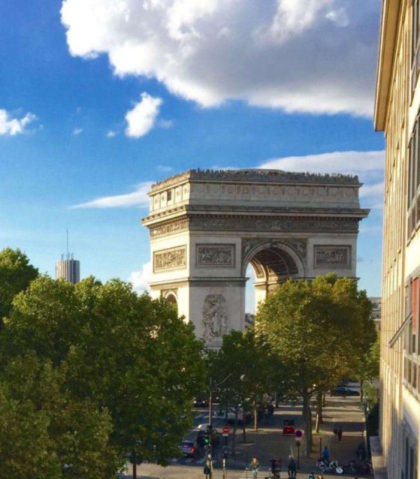 French Blue, Carlson Hotels