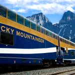 In the Lap of Luxury – The Rocky Mountaineer Train