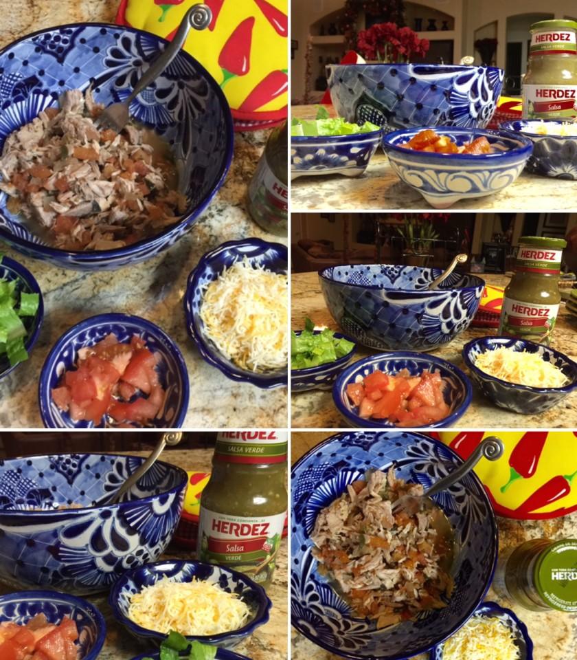 Las Posadas: A Latin American Tradition, Salsa, Herdez, HERDEZ®