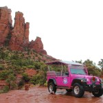 Cathedral Rock, Sedona, Arizona, Pink Jeep Tour