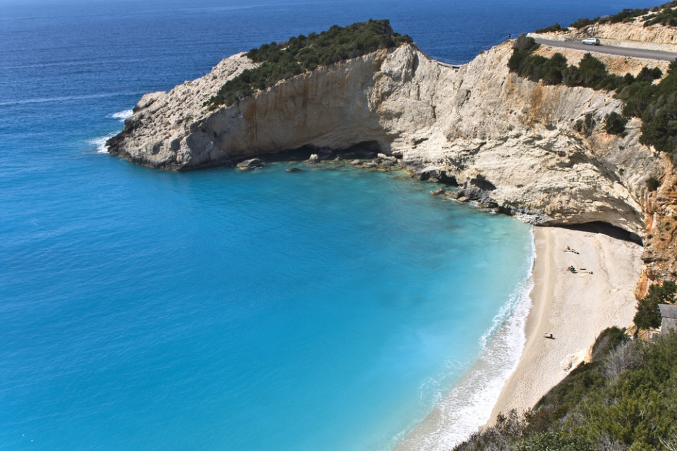 Porto Katsiki Beach, Greece