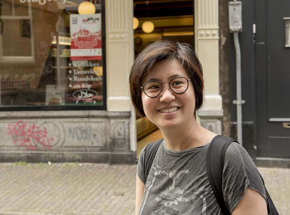 Aileen Martinia, Eating Amsterdam, Dutch Food, danish food