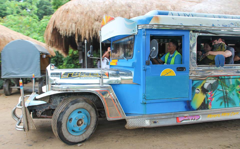 Jeepney, Palawan, Philippines, El Nido Resorts, Palawan El Nido, Palawan El Nido, Palawan Resorts, Philippines Tourism, Palawan Airport