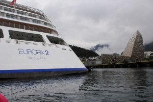 I would like to introduce you to the world's most luxurious cruise ship. Come along with me as I cruise Europa 2.