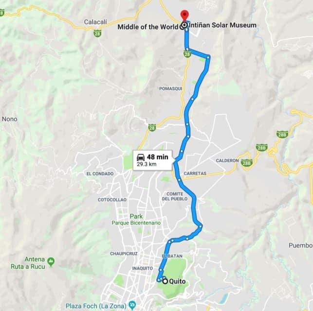 Mitad del Mundo, Quito, Equator, Latitude 0 longitude 0