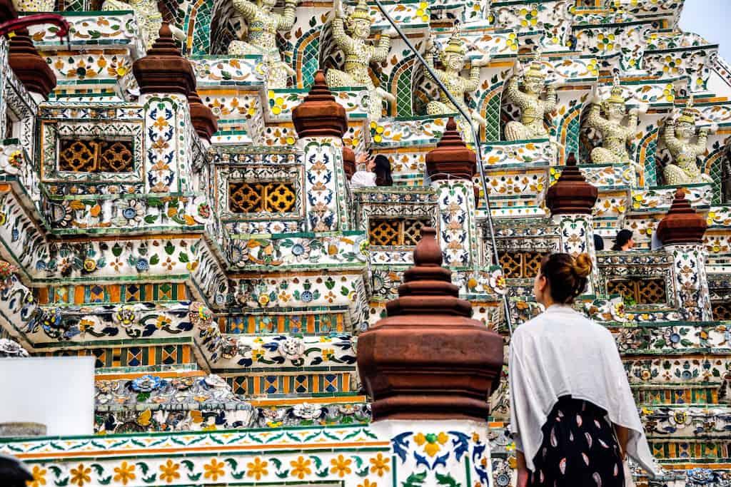 Temple of Dawn, Wat Arun, Arun Wat, Arun Wat Temple, Arun Wat Bangkok