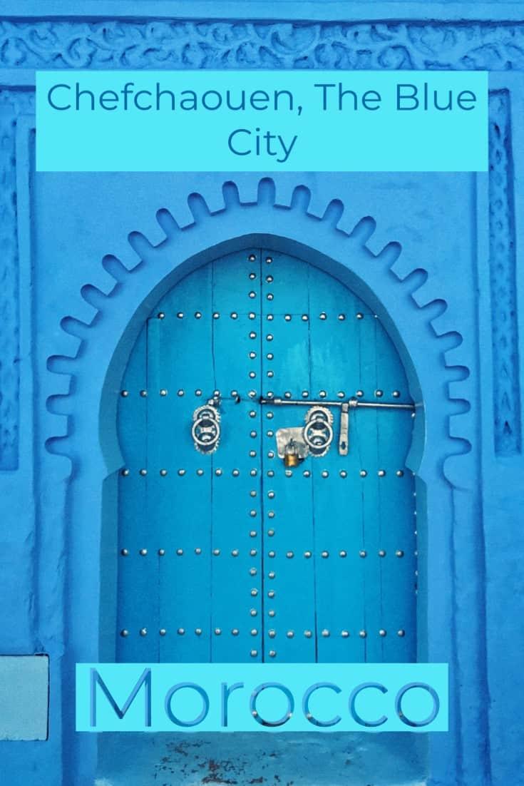 Blue City Morocco, #Morocco #BlueCity