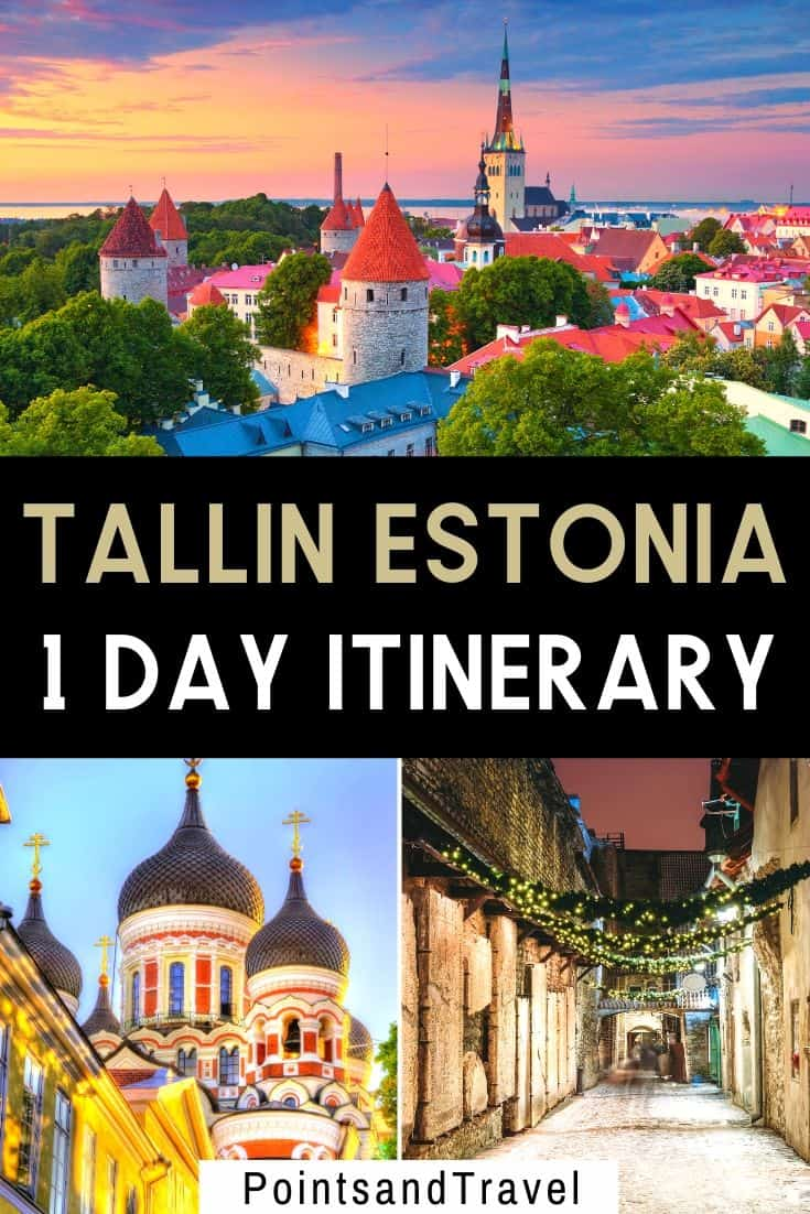 Tallinn Estonia one day itinerary, how to see tallinn Estonia in one day, What can you see in Tallin Estonia in one day? While 24h in Tallin are not enough to visit this unique city, this itinerary will take you to the main sights in one day! #tallin #estonia | Tallin in one day | one day in Tallin | What to do in Tallin | Estonia travel tips |